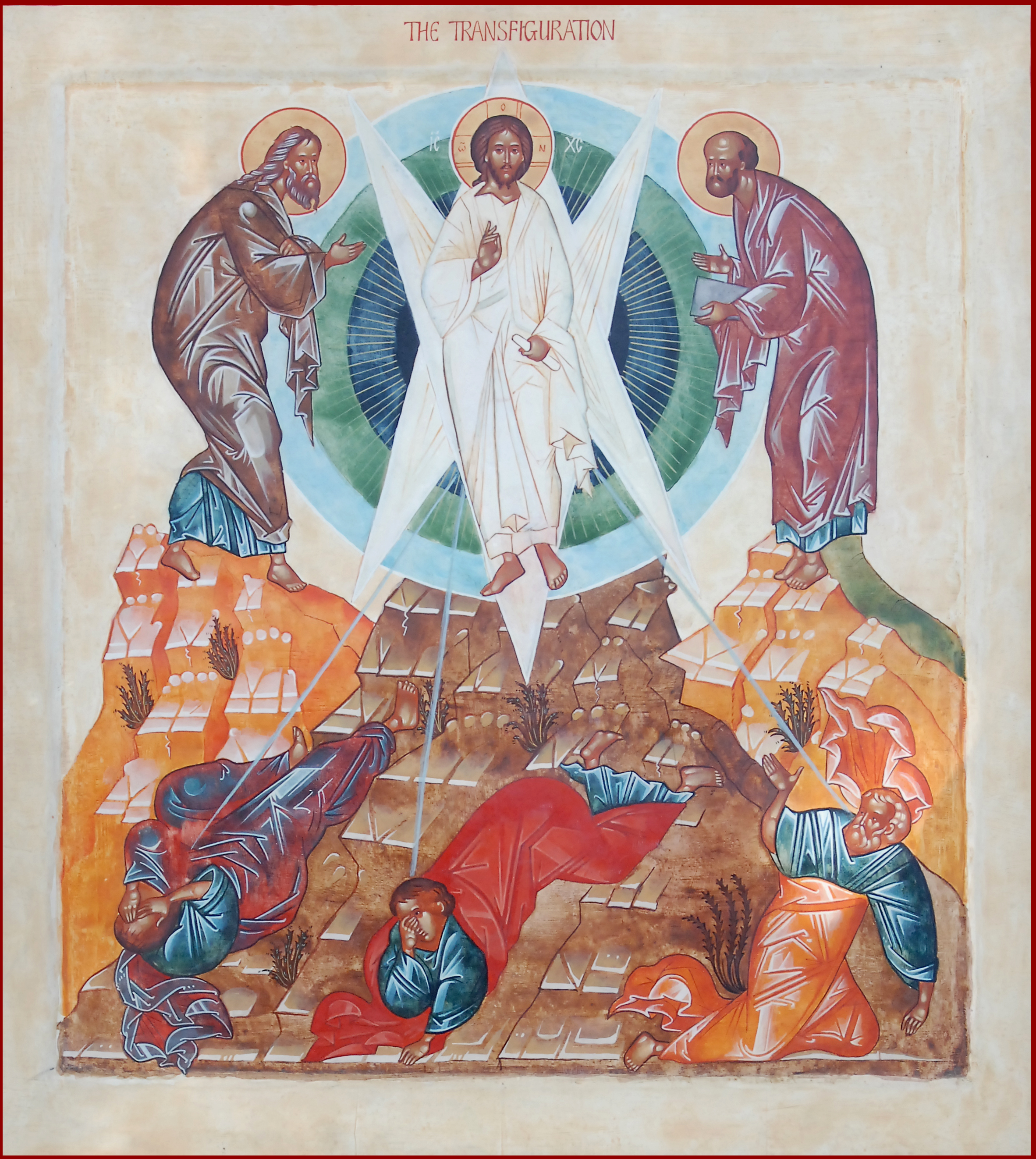 Orthodox Iconography and Icons at Saint Andrew's — St ...